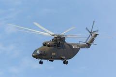 Mi-26 helikopter Stock Afbeeldingen