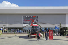 Mi-38 helikopter Fotografia Stock