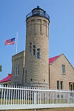 MI-helles Haus Lizenzfreies Stockfoto