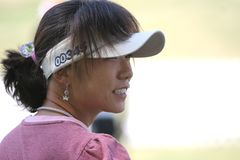 Mi Hyu Kim, LPGA golf Tour, Stockbridge, 2006 Stock Images
