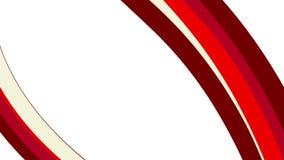 Mi?kkiego kolor 3D przek?tny ramy ruber cukierku linii p?tli kszta?ta animacji p?askiego bezszwowego abstrakcjonistycznego t?a no ilustracji