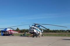 Mi-8 MCB Zdjęcia Royalty Free