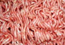 mięso mince Zdjęcie Stock
