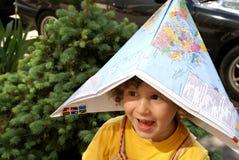 Mi mundo Foto de archivo libre de regalías