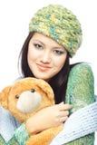 Mi oso encantador del peluche Imágenes de archivo libres de regalías