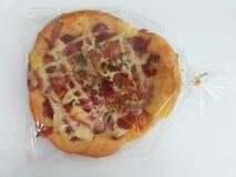 Mi pizza Imagen de archivo libre de regalías
