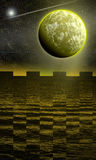 Mi planeta de la fantasía. Imagenes de archivo