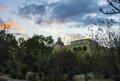 Convent of santo domingo Royalty Free Stock Images