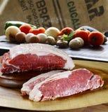 mięsa surowi Fotografia Royalty Free