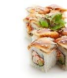 mięsna krab rolka Zdjęcie Stock