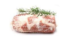mięsna rolka Zdjęcie Royalty Free