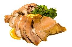 mięsny przecinanie Fotografia Stock