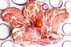 mięsny przygotowanie Obraz Royalty Free