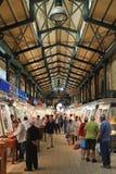 Mięsny rynek Ateny Fotografia Stock