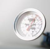 Mięsny termometr Zdjęcia Stock