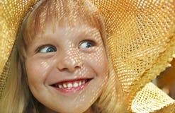 Mi sonrisa. Foto de archivo
