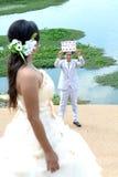 Mi sposerete Fotografia Stock Libera da Diritti