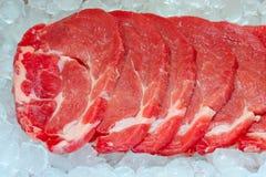 mięso surowy Zdjęcia Stock