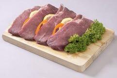 mięso surowy Obraz Stock
