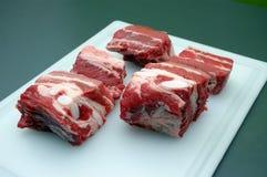 mięso surowy fotografia stock