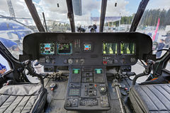Mi-17V-5 helikopter obrazy royalty free