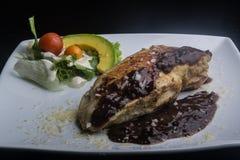 Mięso w czarnym kumberlandzie Obraz Royalty Free