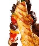 mięso warzyw Obraz Royalty Free