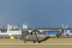 Mi-26 Royalty Free Stock Photography