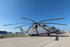Mi-26 Royalty Free Stock Images