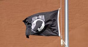 标志mia战俘 库存图片