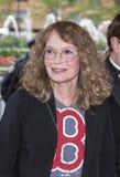 Mia Farrow royalty-vrije stock foto