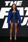 Mia Kang. NEW YORK-APR 8: Model Mia Kang attends the premiere of `The Fate of the Furious` at Radio City Music Hall on April 8, 2017 in New York City Stock Image