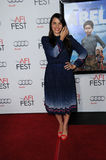 Mia Maestro. At the Abel Screening at AFI Fest 2010, Chinese Theater, Hollywood, CA. 11-08-10 Stock Image