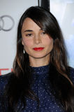 Mia Maestro. At the Abel Screening at AFI Fest 2010, Chinese Theater, Hollywood, CA. 11-08-10 Royalty Free Stock Image
