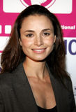 Mia Maestro. Attends the LALIFF Screening of Chagas: A Hidden Affliction held at the Egyptian Arena Theatre in Hollywood, California on October 7, 2006 Stock Photo