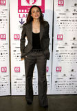 Mia Maestro. Attends the LALIFF Screening of Chagas: A Hidden Affliction held at the Egyptian Arena Theatre in Hollywood, California on October 7, 2006 Stock Photography