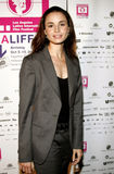 Mia Maestro. Attends the LALIFF Screening of Chagas: A Hidden Affliction held at the Egyptian Arena Theatre in Hollywood, California on October 7, 2006 Stock Photos