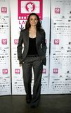 Mia Maestro. 10/07/2006 - Hollywood - Mia Maestro attends the LALIFF Screening of `Chagas: A Hidden Affliction` held at the Egyptian Arena Theatre in Hollywood Royalty Free Stock Photography