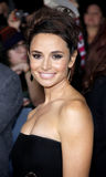 Mia Maestro. At the Los Angeles premiere of 'The Twilight Saga: Breaking Dawn - Part 2' held at the Nokia Theatre L.A. Live in Los Angeles on November 12, 2012 Stock Photography