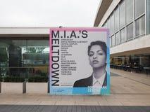 Mia Meltdown festival in London Royalty Free Stock Photography