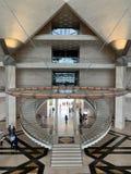 MIA - Museum der islamischen Kunst in Doha, Katar stockfotografie