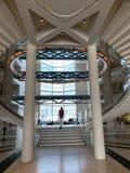 MIA - Museum der islamischen Kunst in Doha, Katar lizenzfreies stockbild
