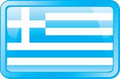 miało ikona Greece Obraz Stock