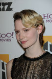 Mia Wasikowska Royalty Free Stock Photography