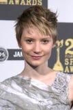 Mia Wasikowska Royalty Free Stock Photo