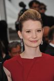 Mia Wasikowska Stock Photo