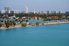 Miami Stockbild
