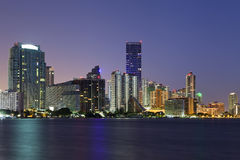 Miami. Images libres de droits