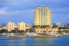 Miami Foto de Stock Royalty Free