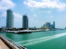 Miami Photographie stock